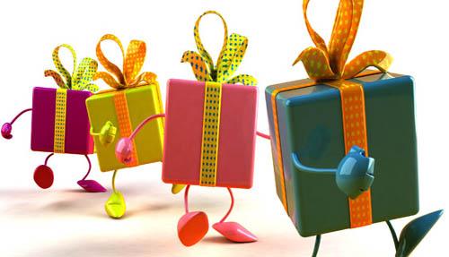 Подарунки дітям пільгової категорії….